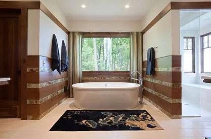 Black-floral-bathroom-rug