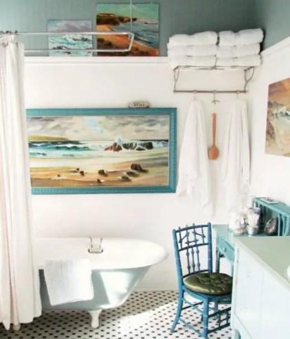 Küsten-Kunst-Badezimmer-Ideen-1