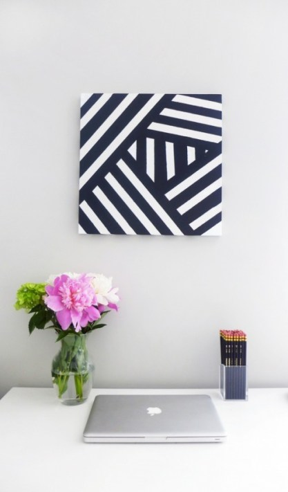 Diy-modern-black-andwhite-abstract-art-7-500x888-1