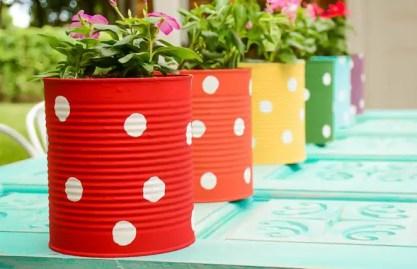 Rainbow-planters