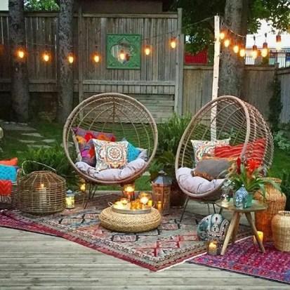 Unique-bohemian-garden-style-with-rattan-furniture