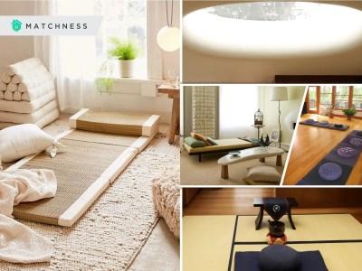 50 relaxing meditation room designs2