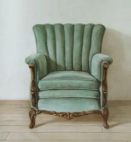 Antik-Stühle