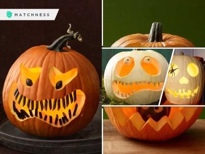 Halloween pumpkin carving ideas for beginner