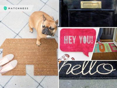 Stylish doormat design ideas