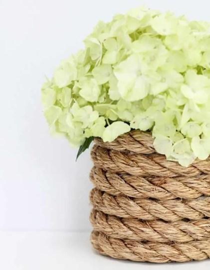 Seil-Handwerk-Ideen-Diy-Vase-Dekoration-Zinn-Seil-nautische-Dekor-Ideen