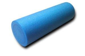 foam-roller-blue