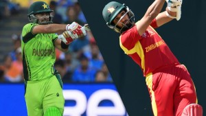 Pakistan vs Zimbabwe T20 ODI Squad Players List 2015