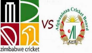 Afghanistan vs Zimbabwe Team Squad Players List 2015-16 Series