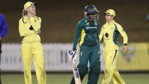 South Africa Women vs Australia Women, 25th Match Ball By Ball Today Match Prediction