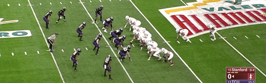 Defending Power Football From A Hybrid Defense