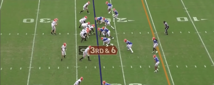 Attacking 3rd Down With Multiple Fronts