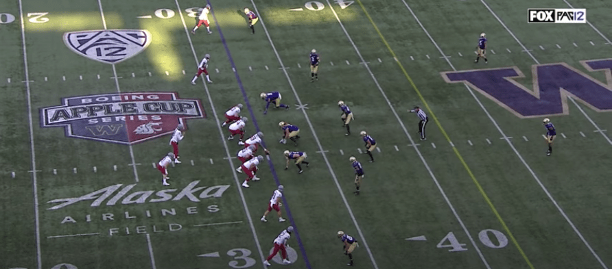 Defending the Air Raid (Apple Cup 2019)