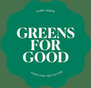 Farm Urban Greens for Good logo