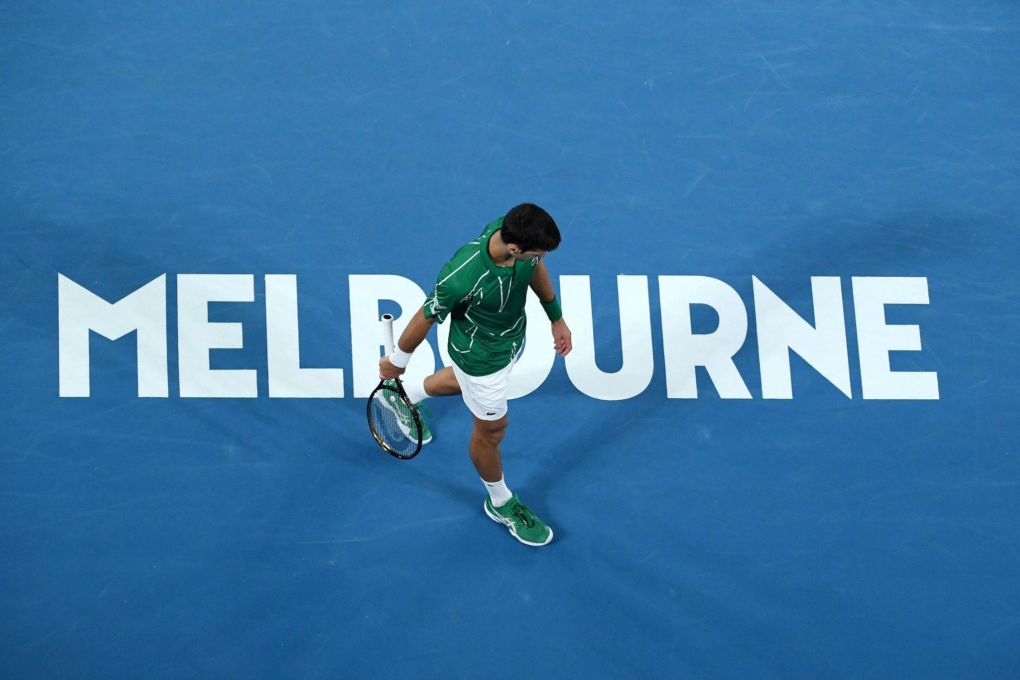La mala conducta de Djokovic en la final del Australian Open – Match Tenis