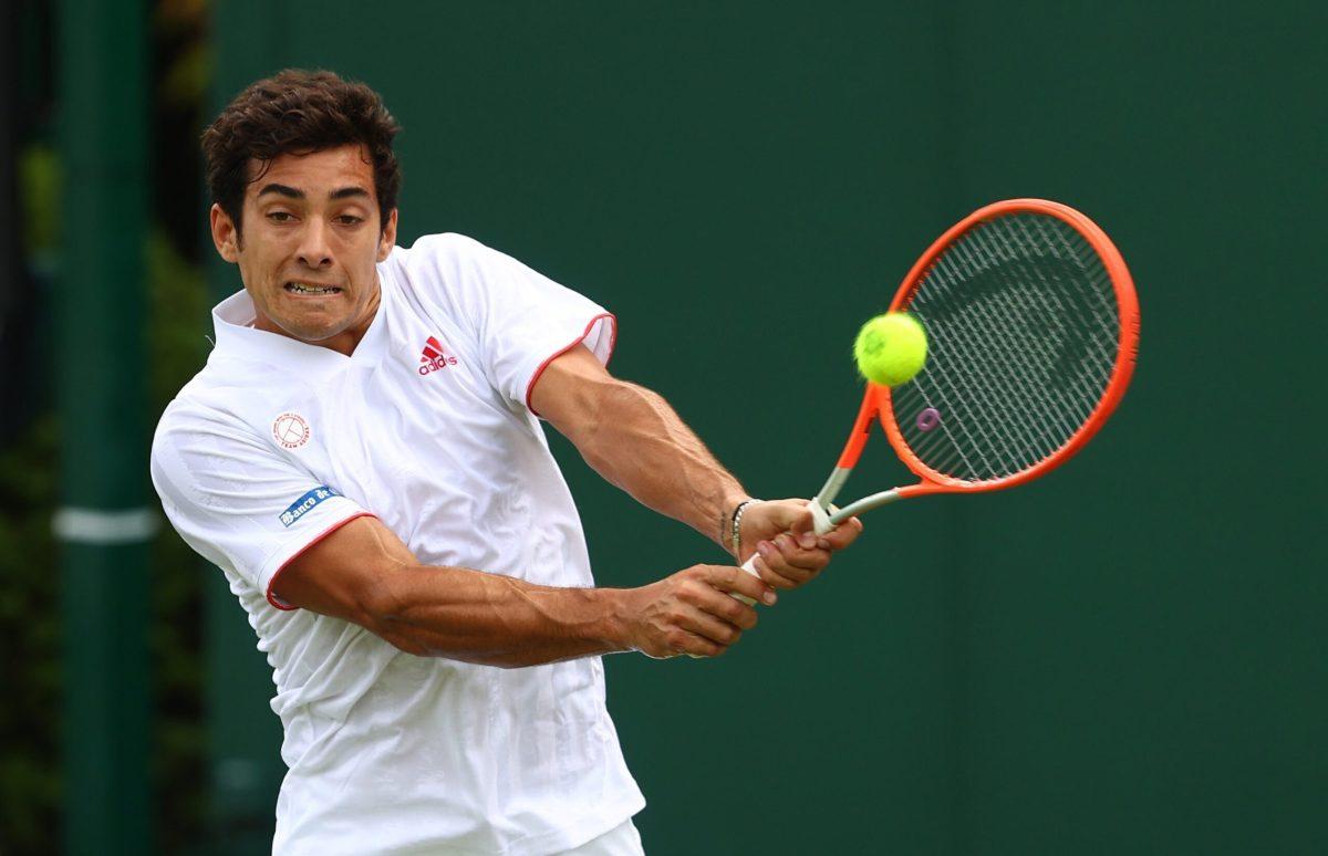 Cristian Garín vive un sueño sobre el césped de Wimbledon – Match Tenis