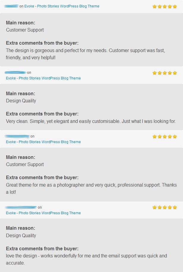 Evoke - Photo Stories WordPress Blog Theme - 2