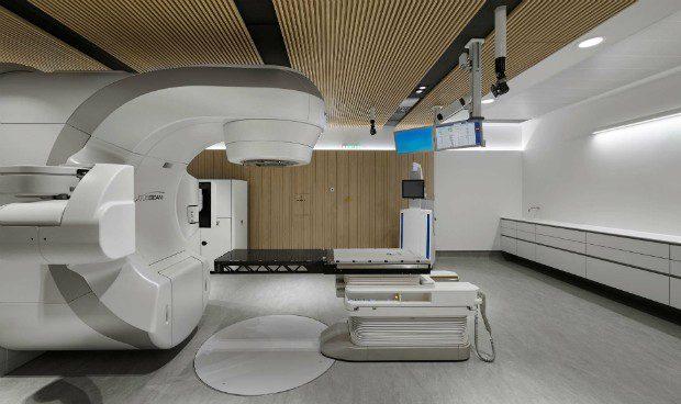 Radioterapia de alta precisión
