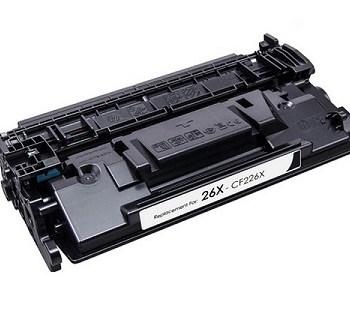 hp 26X cf226X crni toner