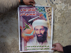 Osama Bin Laden Wanted Poster