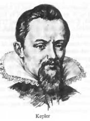 Kepler, Johann