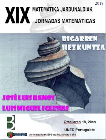 XIX Jornadas Matemáticas de Sestao