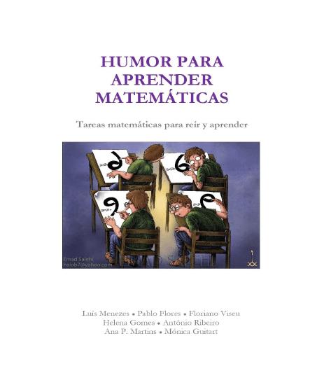 Humor para aprender matemáticas. Libro repleto de tareas matemáticas para reír y aprender