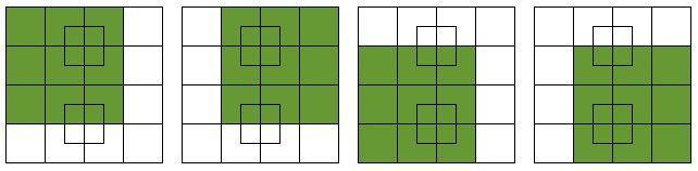 cuadrados 11