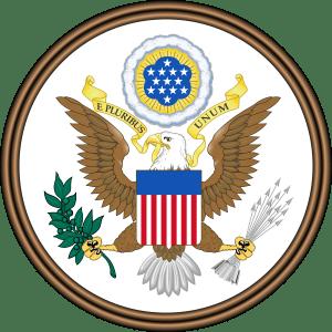 Gran sello de los Estados Unidos.
