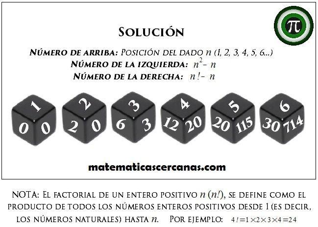 Solución de Serie de dados V