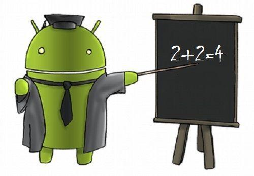 Aplicaciones matemáticas para Android