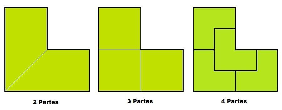 A dividir en partes congruentes matematicascercanas for Se puede dividir un piso en dos