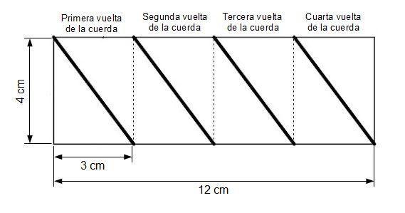 Cuánto Mide La Cuerda Matematicascercanas