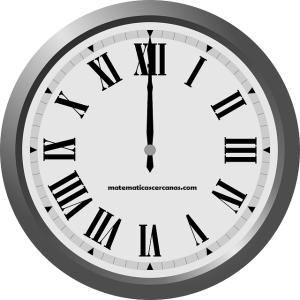 Acertijo del reloj que se retrasa matematicascercanas - Mecanismo para reloj de pared ...