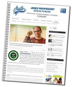 Entrevista Amadeo Artacho en el Aula de Papel Oxford