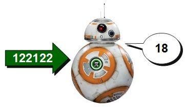 BB-8 código 2