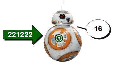 BB-8 código 4