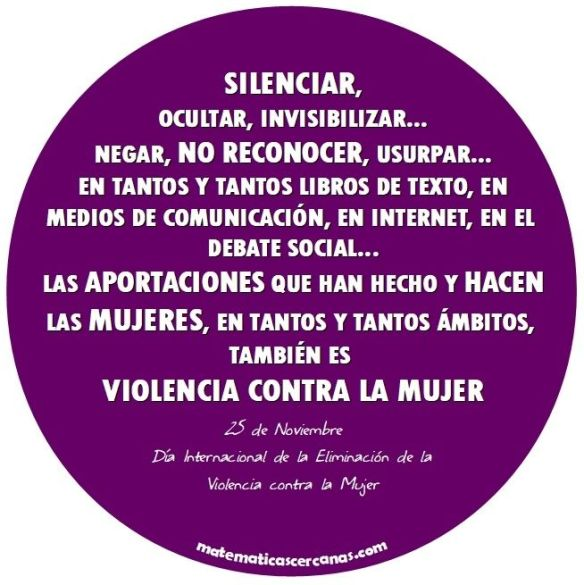 25 De Noviembre Día Internacional Eliminación Violencia