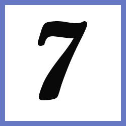 Múltiplos De 7 Matemáticas Modernas