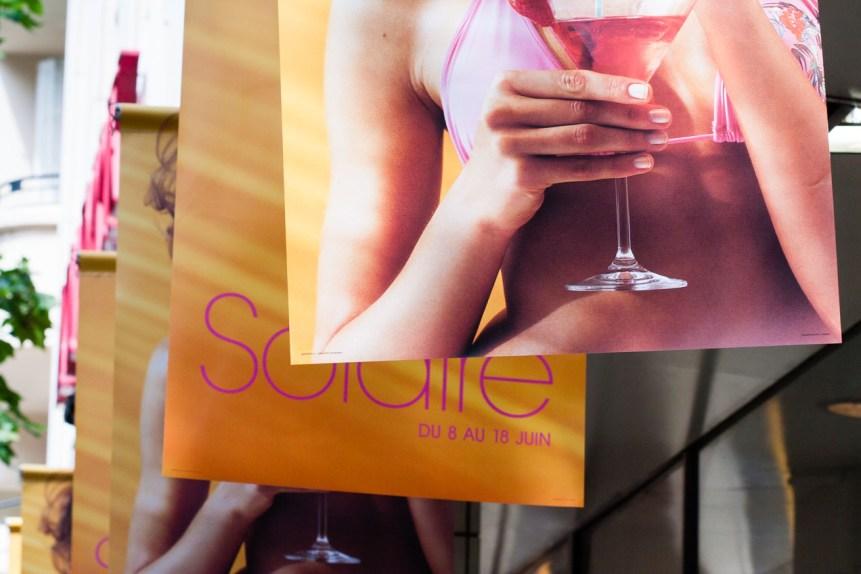 Carteles publicitarios en la calle. © mateoht 1990-2013 - http://lafotodeldia.net