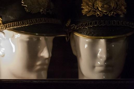 Maniquíes en un bar de Milán. © mateoht 1990-2013 - http://lafotodeldia.net