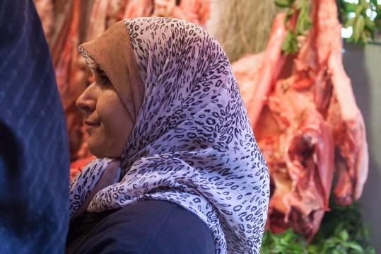 Carnicería, Marrakech, Marruecos. © mateoht 1990-2014 - http://lafotodeldia.net