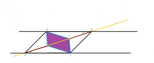 cum aratam ca un patrulater este paralelogram