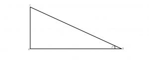 cum aplicam functiile trigonometrice