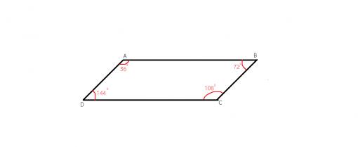 unghiurile intr-un patrulater convex
