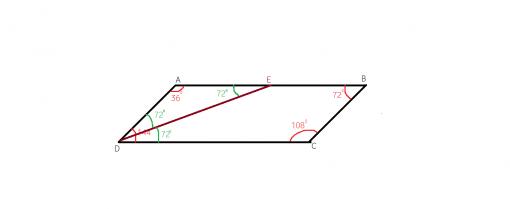cum sunt unghiurile intr-un triunghi isoscel