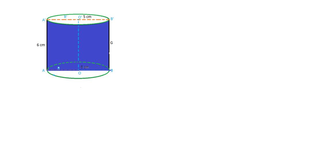 probleme rezolvate cu cilindru circular drept
