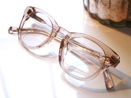 Warby Parker Caspar in Rose Water