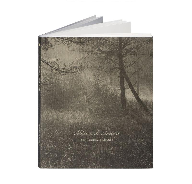"""28 junio: Presentación del libro """"Música de cámara"""", de José R. Cuervo-Arango en la librería-galería Cornión de Gijón"""