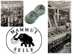 Mammut marca de montaña y escalada
